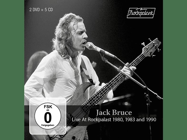 Jack Bruce - Live At Rockpalast [CD + DVD Video]