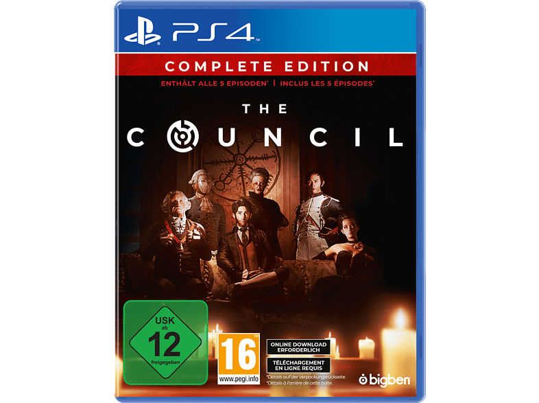 The Council - Complete Edition [PlayStation 4]