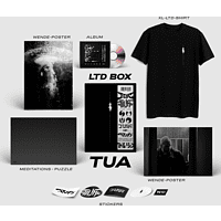 Tua - Tua (Limited Deluxe Boxset) [CD + Merchandising]