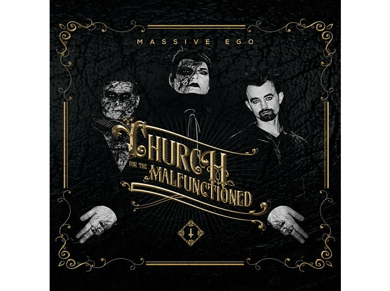 Massive Ego - Church For The Malfunctioned [CD]