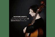 Agnieszka Oszanca - Sonatas For Violoncello Solo And Basso Continuo Op [CD]