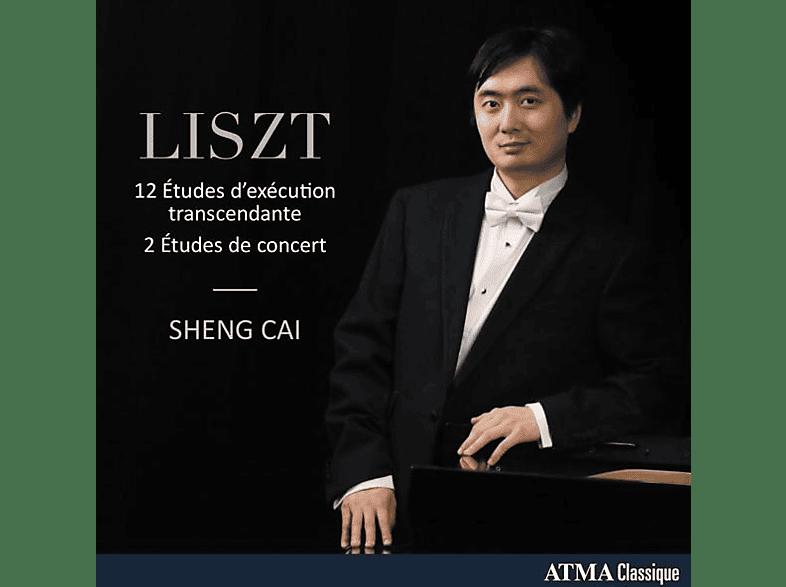 Sheng Cai - Études D'exécution Transcendante [CD]