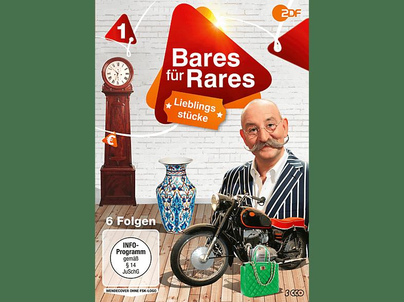 Bares für Rares - Lieblingsstücke - Box 1 [DVD]