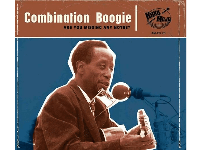 VARIOUS - Combination Boogie [CD]
