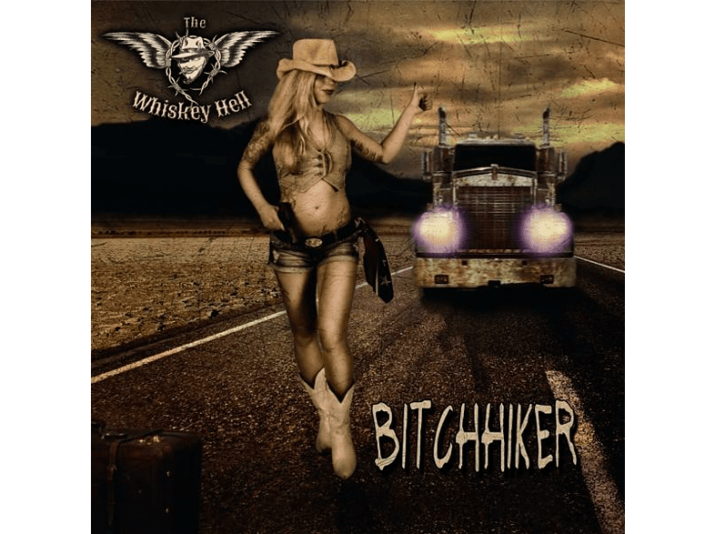 Whiskey Hell - Bitchhiker [CD]