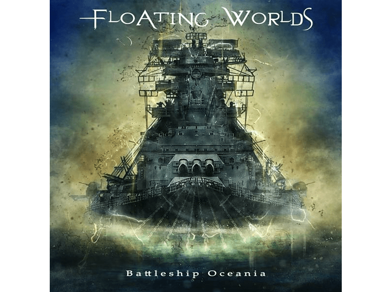 Floating Worlds - Battleship Oceania [CD]