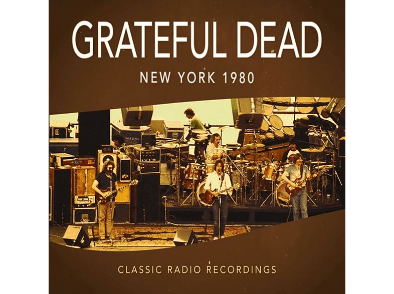 Grateful Dead - New York 1980 [CD]