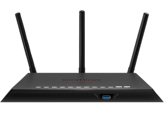 NETGEAR Nighthawk Pro Gaming XR 300 WLAN - WLAN-Router (Schwarz)