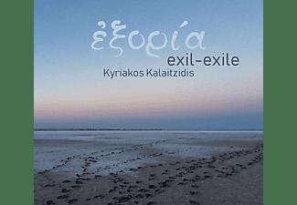 Kalaitzidis Kyriakos - EXIL-EXILE  - (CD)