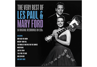 Les Paul & Mary Ford - Very Best Of  - (CD)