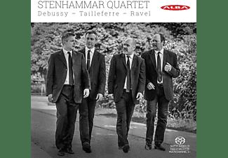 Stenhammar Quartet - Stenhammar Quartet  - (SACD)