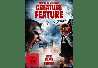 Creature Collection-6auf2 DVD