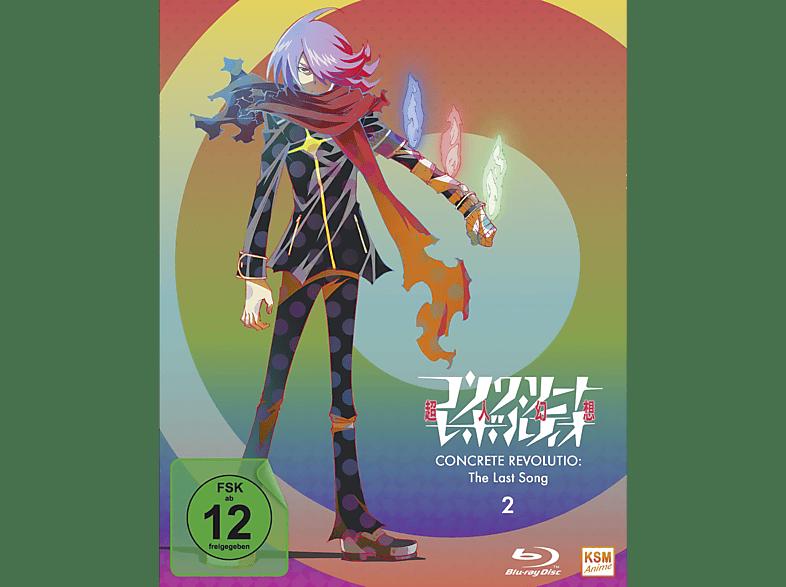 Concrete Revolutio - Staffel 2 - Ep. 7-11 [Blu-ray]
