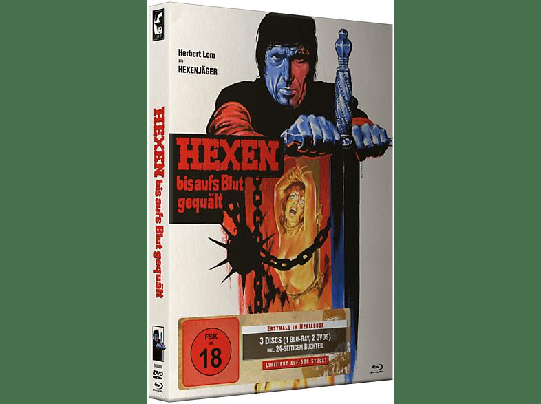 Hexen bis aufs Blut gequält [Blu-ray + DVD]