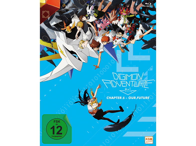 Digimon Adventure Tri Chapter 6 - Our Future [Blu-ray]