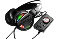 MSI Immerse GH70 Gaming Headset Schwarz