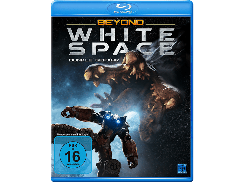 Beyond White Space - Dunkle Gefahr [Blu-ray]