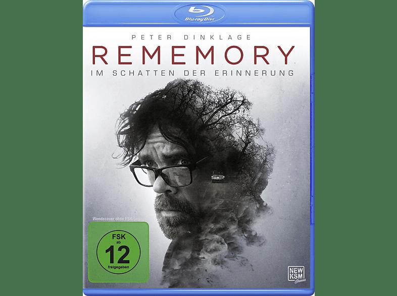 Rememory - Im Schatten der Erinnerung [Blu-ray]