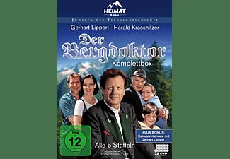 Der Bergdoktor - Heimatkanal Gesamtedition DVD