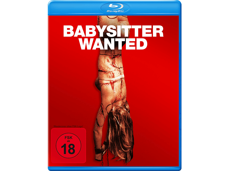 Babysitter Wanted - New Edition [Blu-ray]