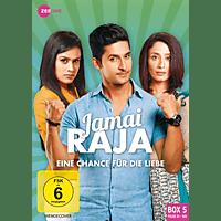 Eine Chance für die Liebe - Jamai Raja - Box 5 [DVD]