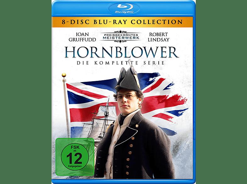 Hornblower-Die Komplette Serie-New E [Blu-ray]