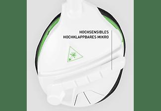 TURTLE BEACH Stealth 600 White, Over-ear Gaming Headset Weiß/Grün