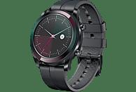 HUAWEI  Watch GT Elegant Smartwatch Metall, Fluorelastomer, 130-190 mm, Schwarz