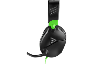 TURTLE BEACH Recon 70 Gaming-Headset für Xbox One, PS4, Schwarz/Grün