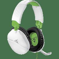 TURTLE BEACH Recon 70 Gaming-Headset für Xbox One, PS4, Weiß/Grün