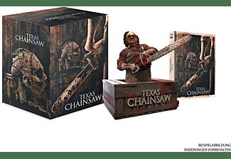 Texas Chainsaw: Leatherface Büste + Mediabook (TC Unrated Version+TC Massacre) 222 Stück nummeriert Blu-ray