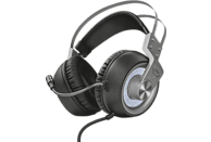 TRUST Gaming GXT 435 Ironn Gaming Headset Schwarz