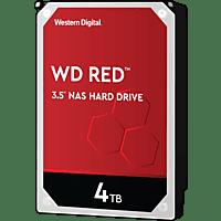 WD Red™ NAS-Festplatte 4 TB, BULK, 4 TB HDD, 3.5 Zoll, intern