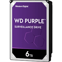 WD Purple™ interne Festplatte 6 TB, BULK, 6 TB HDD, 3.5 Zoll, intern