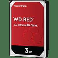 WD Red™ NAS-Festplatte 3 TB, BULK, 3 TB HDD, 3.5 Zoll, intern