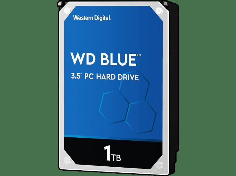 WD Blue™ BULK, 1 TB HDD, 3.5 Zoll, intern