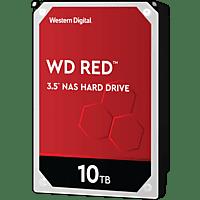WD Red™ NAS-Festplatte 10 TB, BULK, 10 TB HDD, 3.5 Zoll, intern