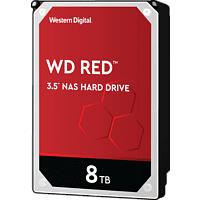 WD Red™, 8 TB HDD, 3.5 Zoll, intern