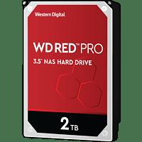 WD Red™ Pro BULK, 2 TB HDD, 3.5 Zoll, intern