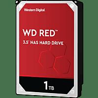 WD Red™ NAS-Festplatte 1 TB, BULK, 1 TB HDD, 3.5 Zoll, intern