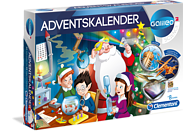 CLEMENTONI ADVENTSKALENDER GALILEO 2019 Adventskalender, Mehrfarbig