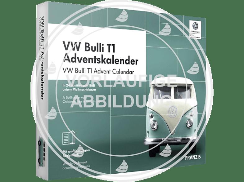 FRANZIS ADVENTSKALENDER VW BULLI T1 2019 Adventskalender, Grün