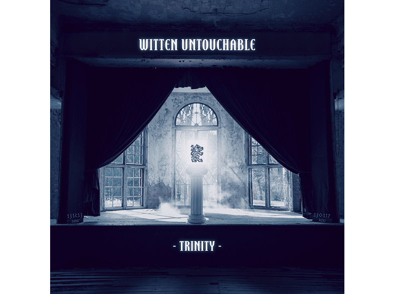 Witten Untouchable - Trinity [LP + Bonus-CD]