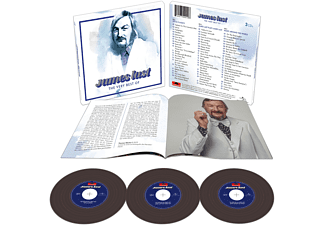 James Last - The Album Collection (Limited Box inklusive Booklet + Autogramm)  - (CD)