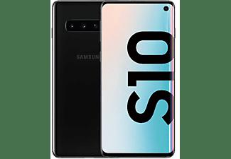 "Móvil - Samsung Galaxy S10, Negro, 128 GB, 8 GB RAM, 6.1"" QHD+, Exynos 9 9821, 3400 mAh, Android"