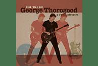 George & The Destroyers Thorogood - Ride 'Til I Die (Limited LP+CD) [LP + Bonus-CD]