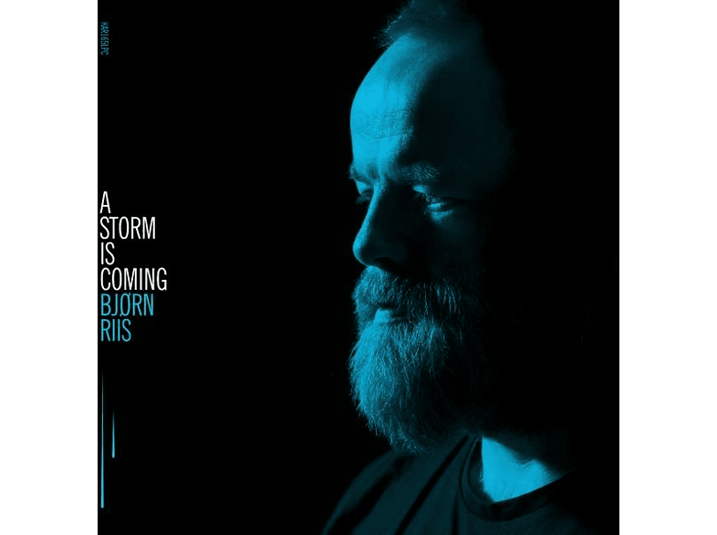 Bjørn Riis - A Storm Is Coming (Ltd.Marbled Vinyl) [Vinyl]
