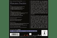 Ensemble Correspondances, Sebastien Dauce - CHARPENTIER HISTOIRES SACREES [CD + DVD Video]