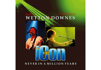 Icon - Never In A Million Years (Remastered Edition) - (CD)