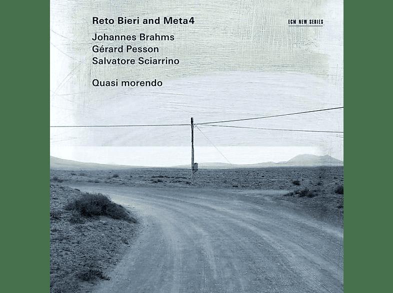 Bieri Reto/Meta4 - Brahms,Pesson,Sciarrino: Quasi Morendo [CD]